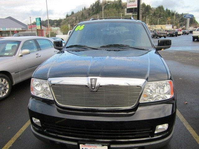 2006 lincoln navigator for sale in aberdeen washington classified. Black Bedroom Furniture Sets. Home Design Ideas