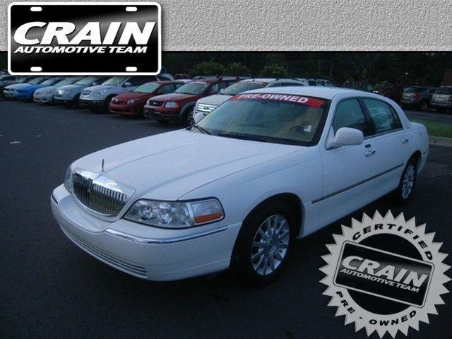 2006 lincoln town car signature for sale in little rock arkansas classified. Black Bedroom Furniture Sets. Home Design Ideas
