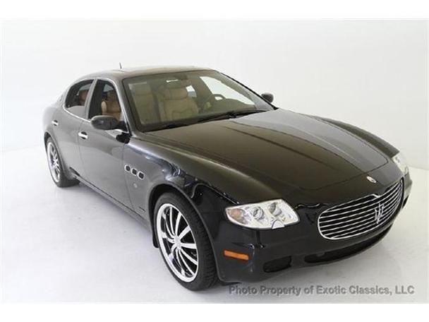 2006 maserati quattroporte for sale in syosset new york classified. Black Bedroom Furniture Sets. Home Design Ideas