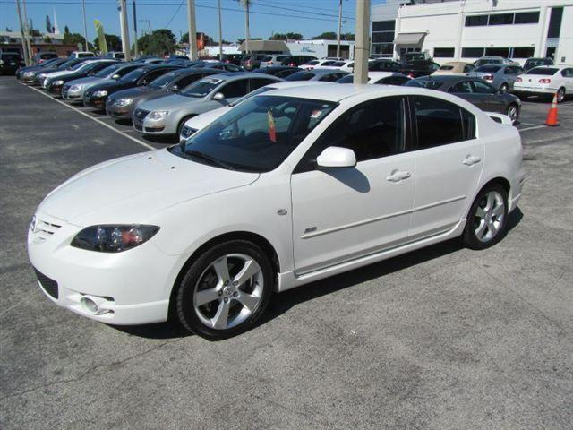 2006 mazda mazda3 s grand touring for sale in fort lauderdale florida classified. Black Bedroom Furniture Sets. Home Design Ideas