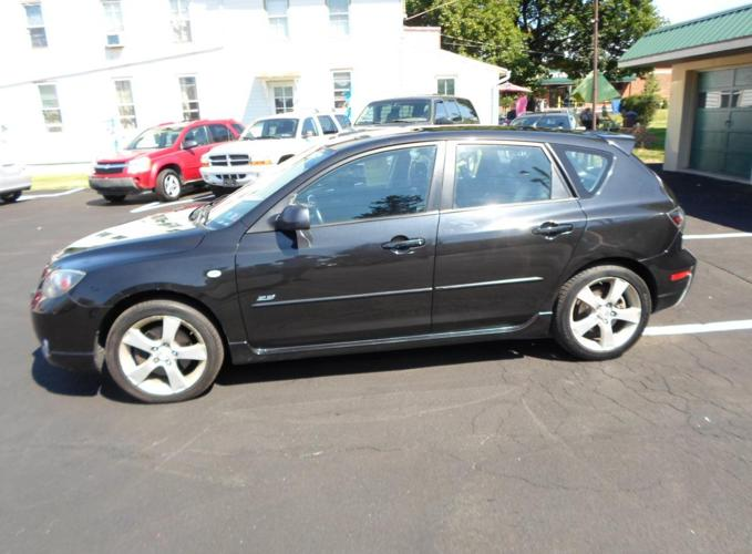 2006 mazda mazda3 s touring 5 door for sale in donegal heights pennsylvania classified. Black Bedroom Furniture Sets. Home Design Ideas