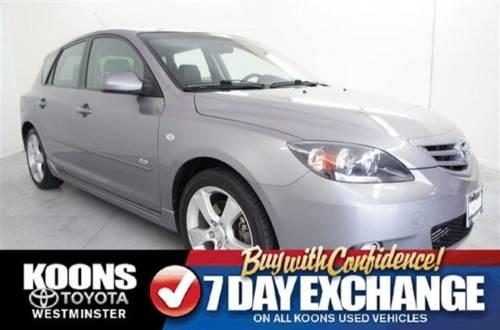 2006 mazda mazda3 station wagon s grand touring for sale in carrollton maryland classified. Black Bedroom Furniture Sets. Home Design Ideas