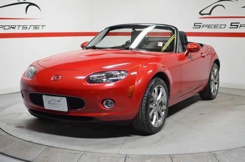 2006 Mazda MX-5 Miata Convertible Special Limited
