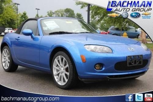 2006 mazda mx 5 miata convertible sport for sale in louisville kentucky classified. Black Bedroom Furniture Sets. Home Design Ideas