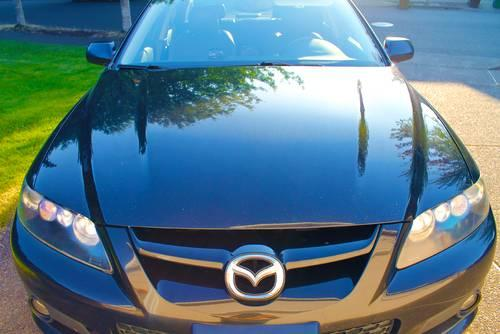 2006 mazdaspeed 6 grand touring for sale in beaverton oregon classified. Black Bedroom Furniture Sets. Home Design Ideas