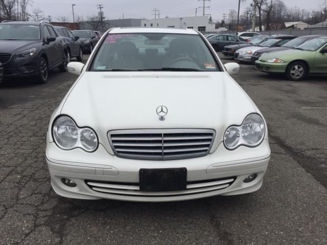 2006 mercedes benz c class awd c280 luxury 4matic 4dr for Mercedes benz morristown