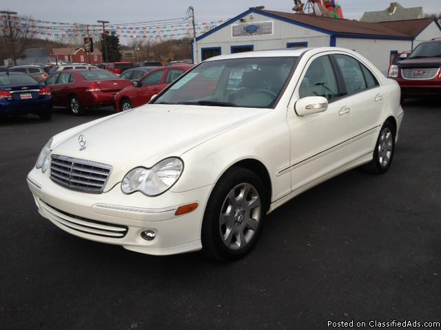 2006 mercedes benz c class c280 4matic for sale in for Mercedes benz c class 2006 for sale