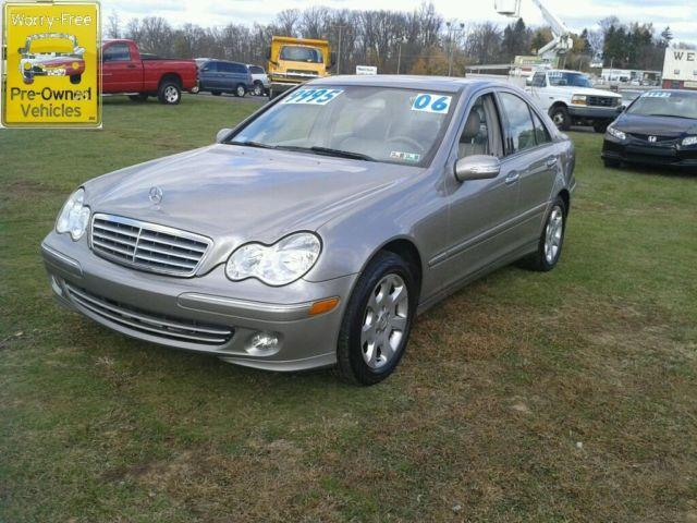 2006 mercedes benz c class sedan c280 for sale in for Mercedes benz for sale in pa