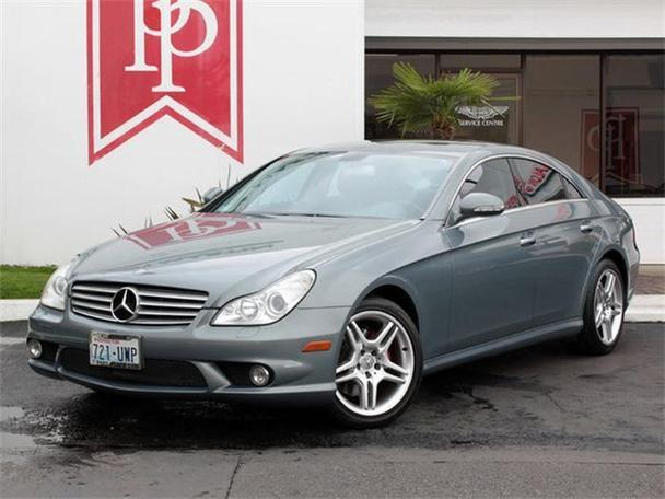 2006 mercedes benz cl500 for sale in bellevue washington for 2006 mercedes benz cl500