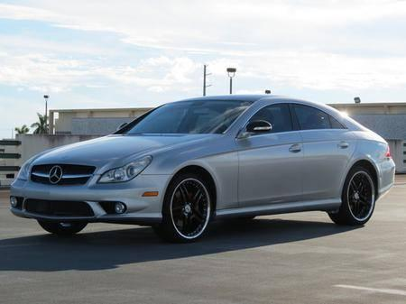 2006 mercedes benz cls500 silver for sale in hollywood for Mercedes benz hollywood fl