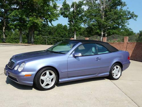 2006 mercedes benz cls55 amg for sale in bowling green kentucky classified. Black Bedroom Furniture Sets. Home Design Ideas