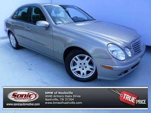 2006 mercedes benz e class sedan e350 for sale in for Mercedes benz for sale nashville tn