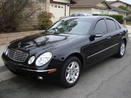 2006 mercedes benz e350 sedan 4dr black ext low 86000 for 2006 mercedes benz e350 for sale