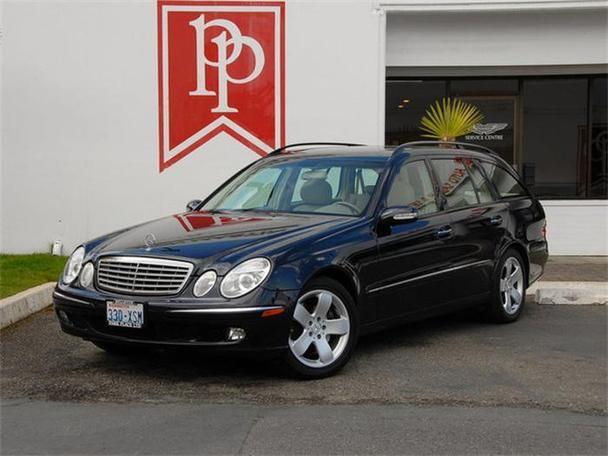 2006 mercedes benz e500 for sale in bellevue washington for Bellevue mercedes benz