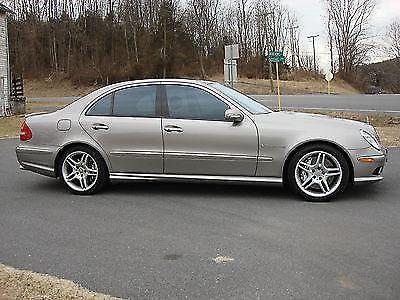 2006 Mercedes-Benz E55 AMG Base Sedan 4-Door 5 5L