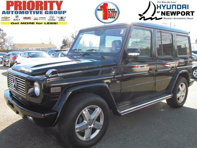 2006 mercedes benz g class g 500 awd g 500 4matic 4dr suv for Mercedes benz g class suv for sale