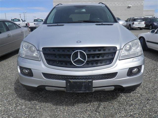 2006 mercedes benz m class ml 350 awd ml 350 4matic 4dr. Black Bedroom Furniture Sets. Home Design Ideas