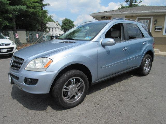 2006 mercedes benz m class ml 350 awd ml 350 4matic 4dr for Mercedes benz ml350 4matic 2006