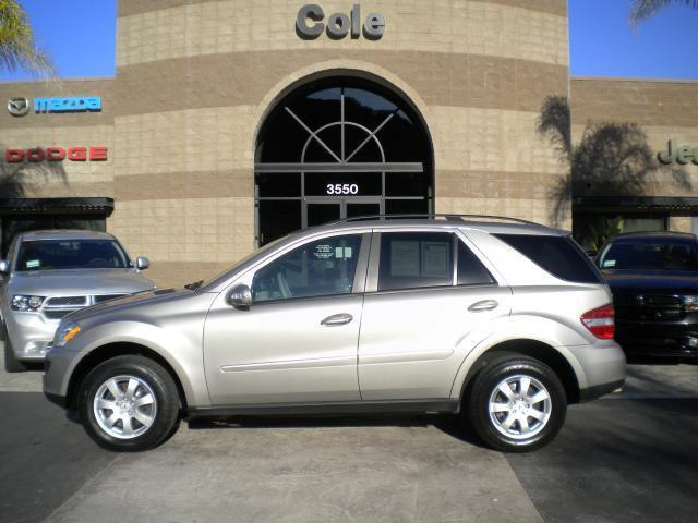 2006 mercedes benz m class ml350 4matic for sale in san for 2006 mercedes benz m class ml350