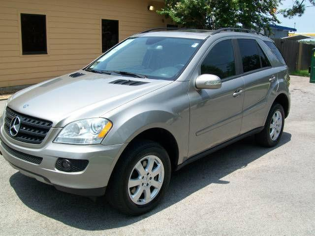 2006 mercedes benz m class ml350 4matic for sale in for Mercedes benz ml350 4matic 2006