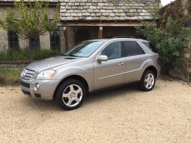 2006 mercedes benz m class ml500 for sale in birmingham for Mercedes benz huntsville al