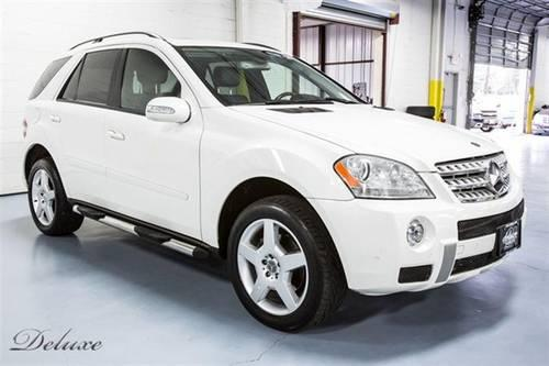 2006 mercedes benz m class suv ml350 4matic 4dr 3 5l 4x4 for 2006 mercedes benz ml350 4matic