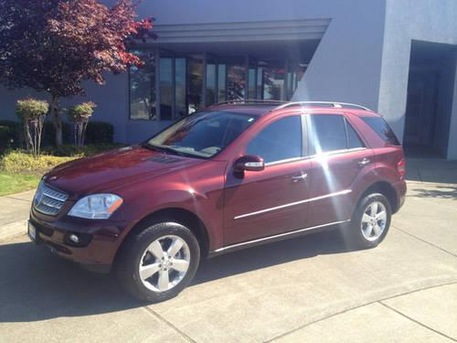 2006 mercedes benz m class suv ml500 4matic for sale in for Mercedes benz ml500 for sale