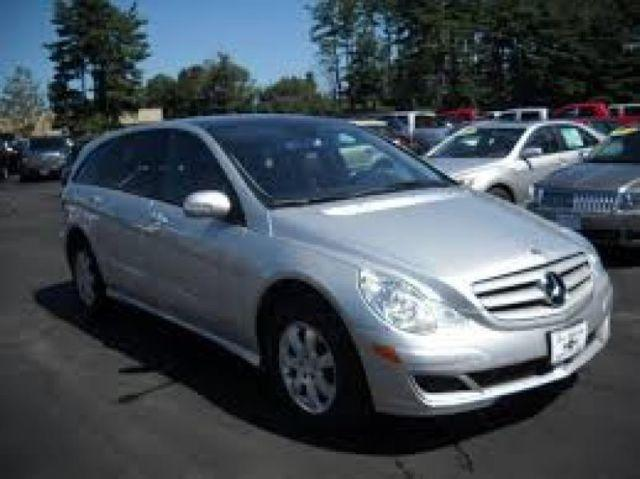 2006 mercedes benz r class r350 for sale in el monte for Mercedes benz r350 for sale