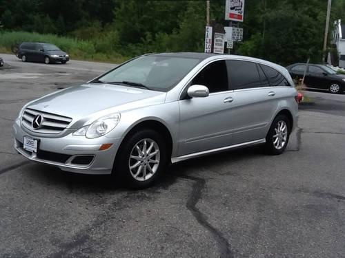 2006 mercedes benz r class station wagon 3rd row 3 5l for for Mercedes benz 3rd row