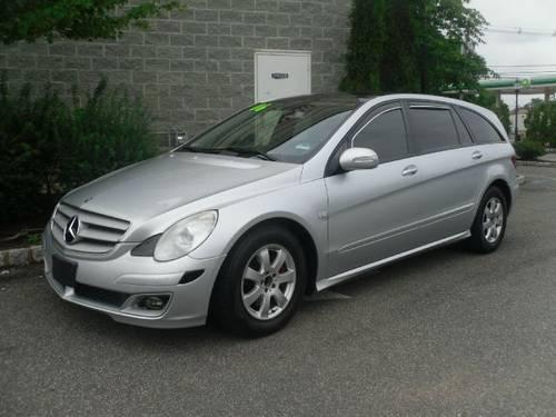 2006 mercedes benz r class suv r350 for sale in saddle for Mercedes benz r350 for sale