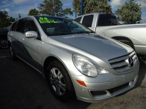 2006 mercedes benz r class suv r500 for sale in pembroke for 2006 mercedes benz r class for sale