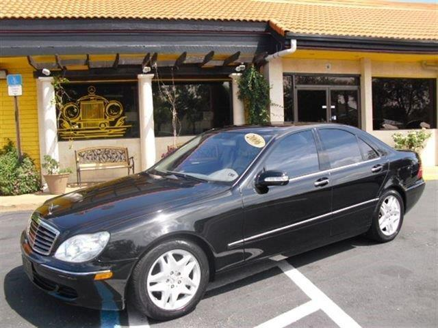 2006 Mercedes-Benz S-Class S 350 S 350 4dr Sedan