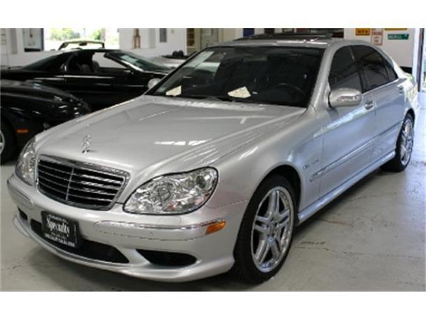 2006 mercedes benz s55 for sale in benicia california for Mercedes benz s55