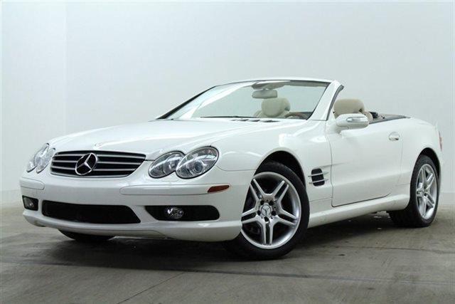 Carfax Dealer Login >> 2006 Mercedes-Benz SL-Class Convertible SL500 2dr Roadster