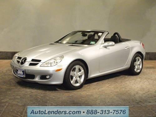2006 mercedes benz slk class convertible 3 0l for sale in dover township new jersey classified. Black Bedroom Furniture Sets. Home Design Ideas