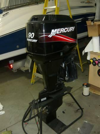2006 mercury 90 hp elpto oil injected 2 stroke for sale for Mercury 90 hp outboard motor