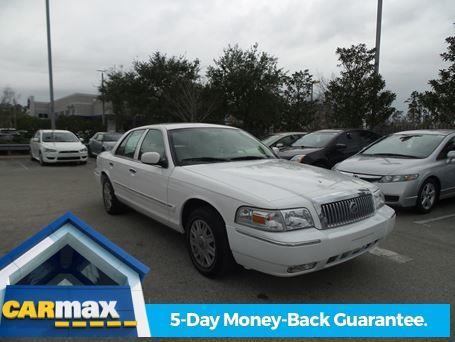 2006 Mercury Grand Marquis GS GS 4dr Sedan