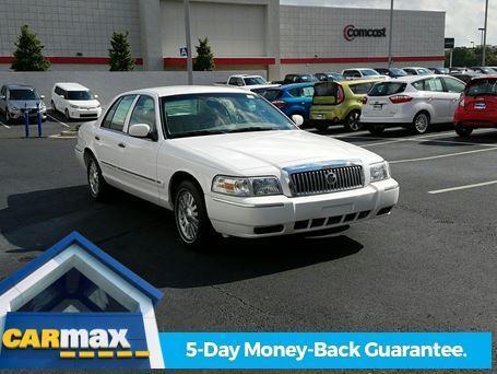2006 Mercury Grand Marquis LS Premium LS Premium 4dr