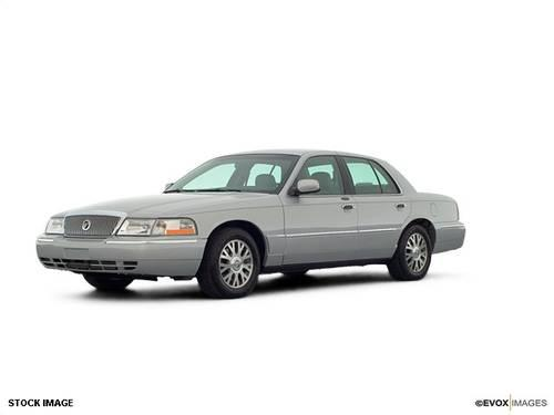 2006 Mercury Grand Marquis Sedan GS