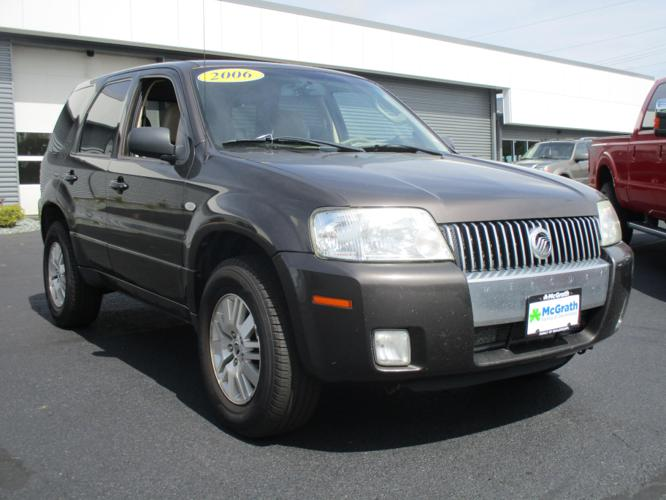 2006 mercury mariner luxury awd luxury 4dr suv for sale in dubuque iowa classified. Black Bedroom Furniture Sets. Home Design Ideas