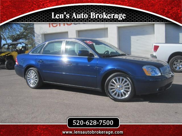 2006 mercury montego premier premier 4dr sedan for sale in. Black Bedroom Furniture Sets. Home Design Ideas