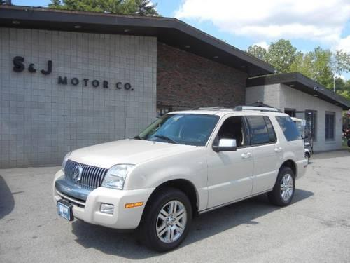 2006 mercury mountaineer suv premier for sale in merrimack new hampshire classified. Black Bedroom Furniture Sets. Home Design Ideas