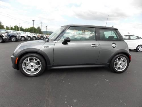 2006 mini cooper hardtop hatchback s for sale in sweetwater tennessee classified. Black Bedroom Furniture Sets. Home Design Ideas