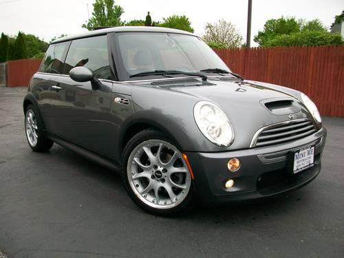 2006 mini cooper s fully loaded xenon navigation warranty low miles for sale in eastampton. Black Bedroom Furniture Sets. Home Design Ideas