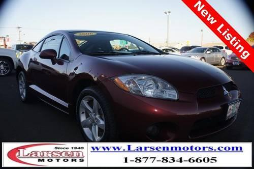 2006 mitsubishi eclipse 2d coupe gs for sale in for Larsen motors mcminnville oregon