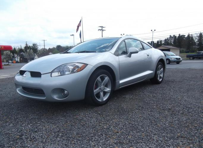 2006 mitsubishi eclipse for sale in clarion pennsylvania classified. Black Bedroom Furniture Sets. Home Design Ideas