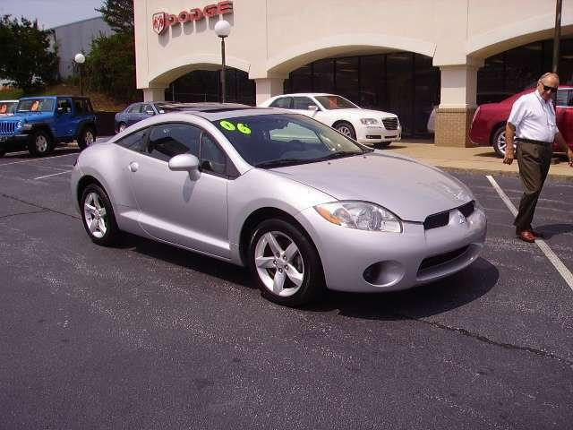 2006 mitsubishi eclipse gs for sale in easley south carolina classified. Black Bedroom Furniture Sets. Home Design Ideas