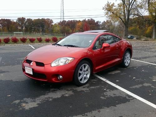 2006 mitsubishi eclipse gt automatic air all power v6 for sale in godfrey illinois. Black Bedroom Furniture Sets. Home Design Ideas