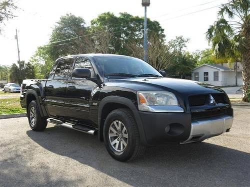 2006 mitsubishi raider double cab v8 auto duro cross for. Black Bedroom Furniture Sets. Home Design Ideas