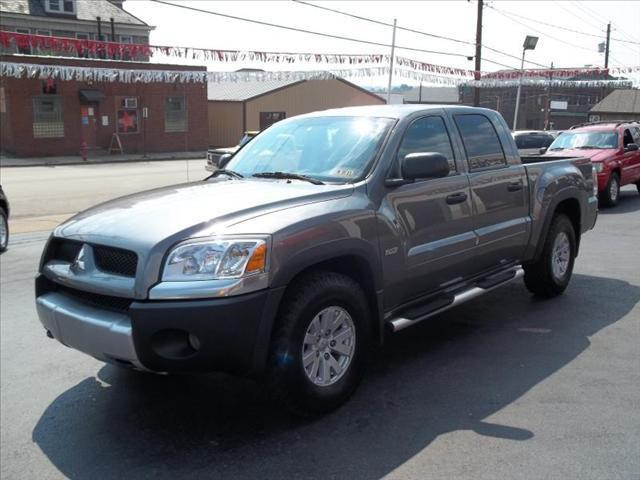2006 mitsubishi raider durocross for sale in uniontown. Black Bedroom Furniture Sets. Home Design Ideas